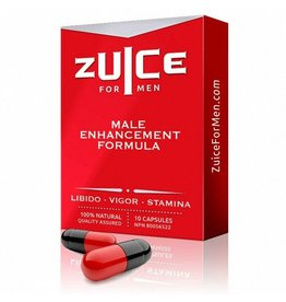 ZUICE FOR MEN ZUICE FOR MEN 10 CAPSULES