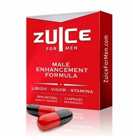 ZUICE FOR MEN ZUICE FOR MEN 2 CAPSULES