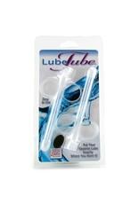 CALEXOTICS LUBE TUBE APPLICATOR 2 PACK - CLEAR