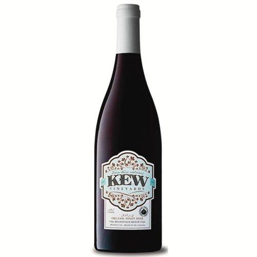 KEW Vineyards 2013 Organic Pinot Noir