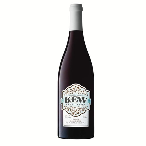 KEW Vineyards 2015 Gamay Noir