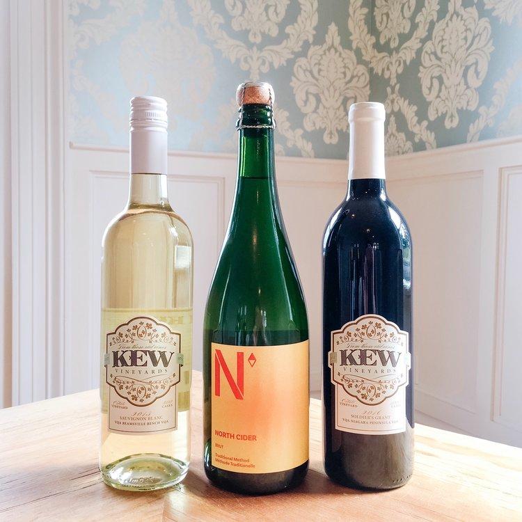 KEW Vineyards Long Weekend 6er, Case Special