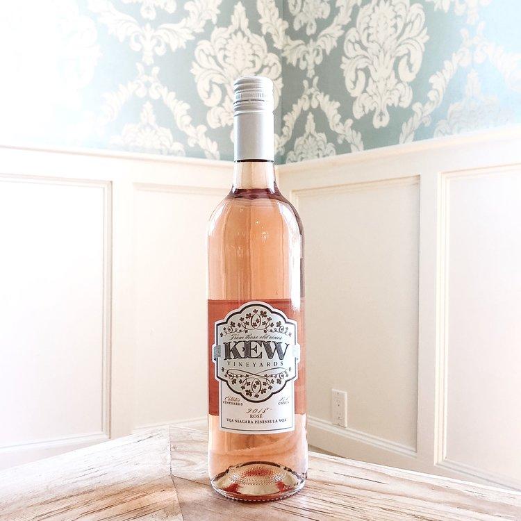 KEW Vineyards 2018 Rosé