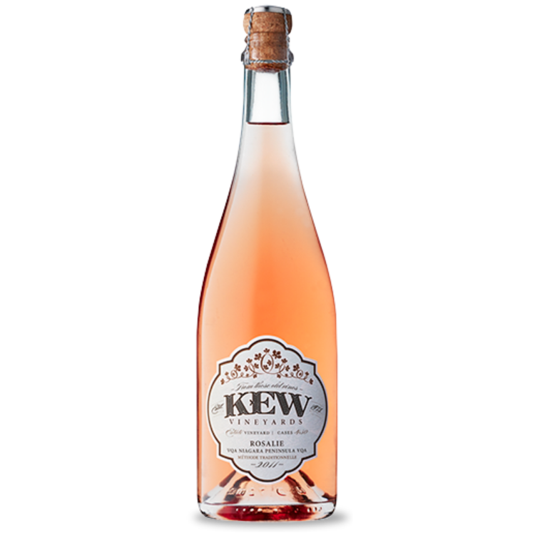 KEW Vineyards 2017 Rosalie