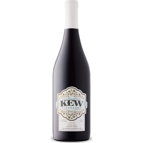 KEW Vineyards 2016 Barrel Aged Gamay Noir