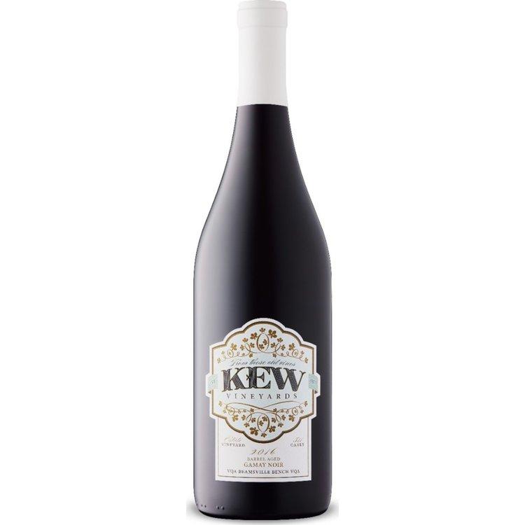 KEW Vineyards 2016 Barrel Aged Gamay Noir