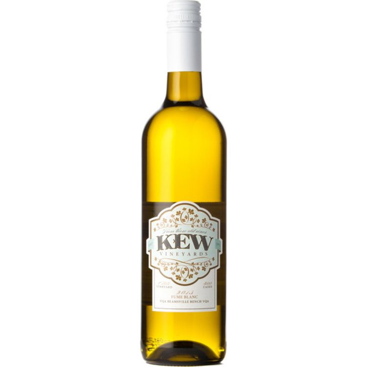 KEW Vineyards 2013 Fume Blanc