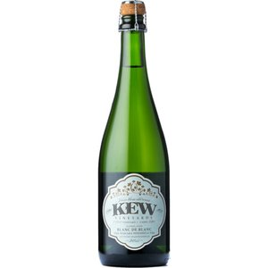 KEW Vineyards 2014 Barrel Aged, Blanc de Blancs