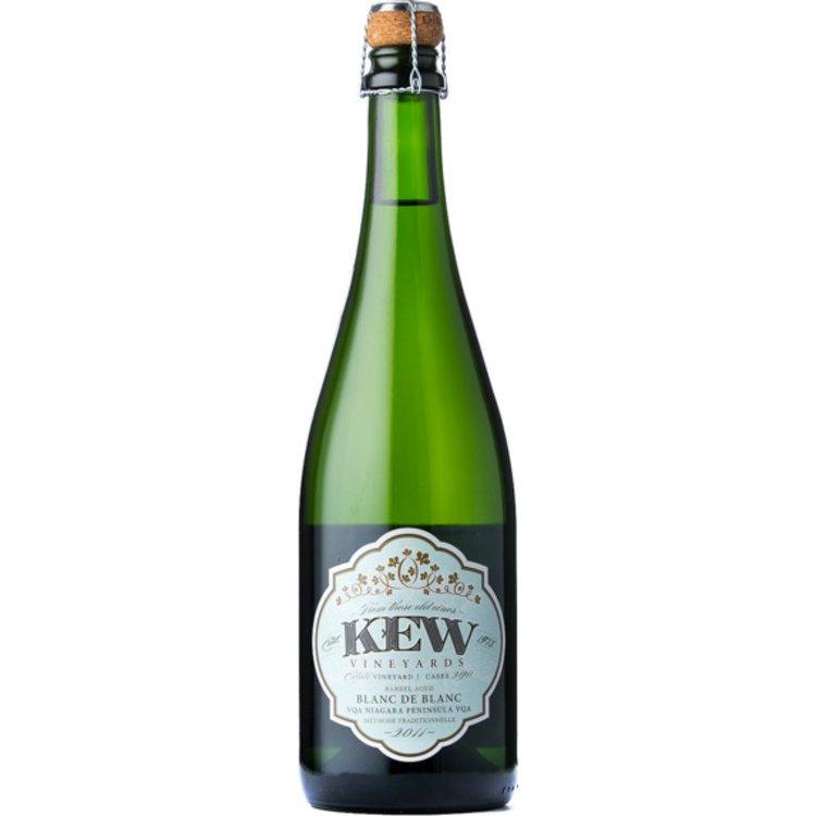 KEW Vineyards 2014 Barrel Aged, Blanc de Blancs