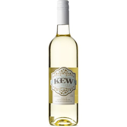 KEW Vineyards 2013 Sauvignon Blanc