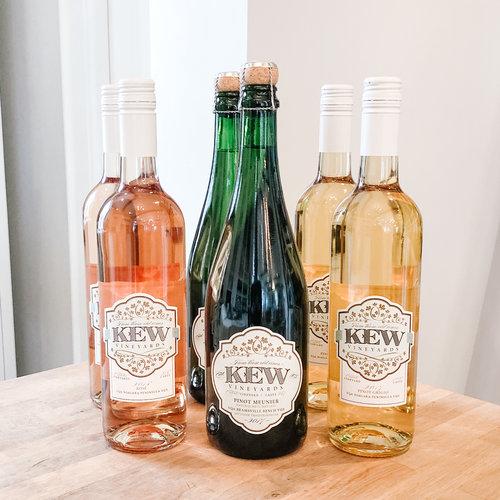 KEW Vineyards Brunch Buddies Case Special