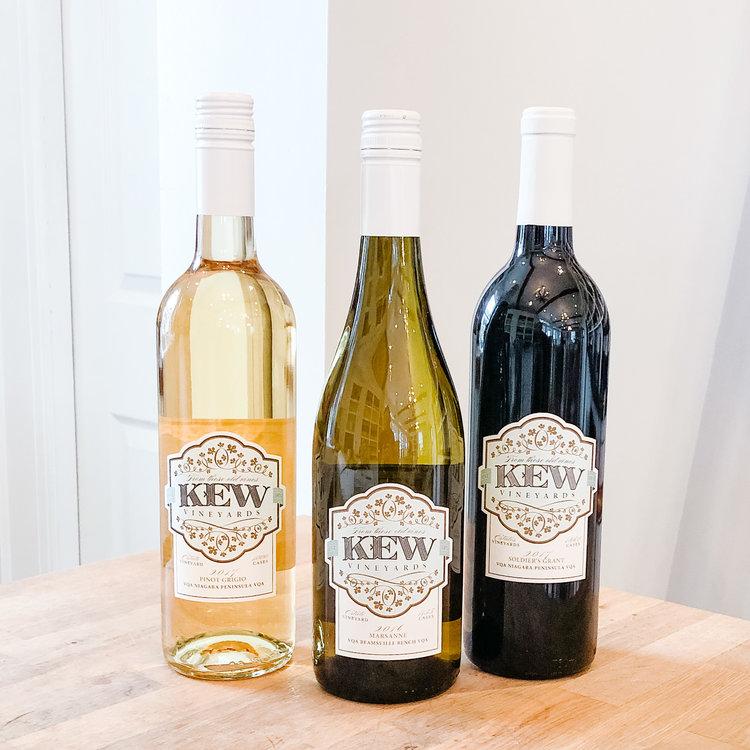 KEW Vineyards May Mixer