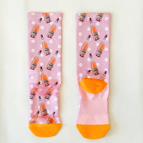Endur Socks, Rosalie, M/L