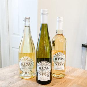 KEW Vineyards Three Day Long Weekender
