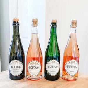 KEW Vineyards Then and Now, Library Release