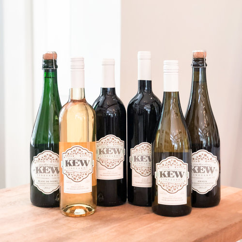 KEW Vineyards Competition Pack