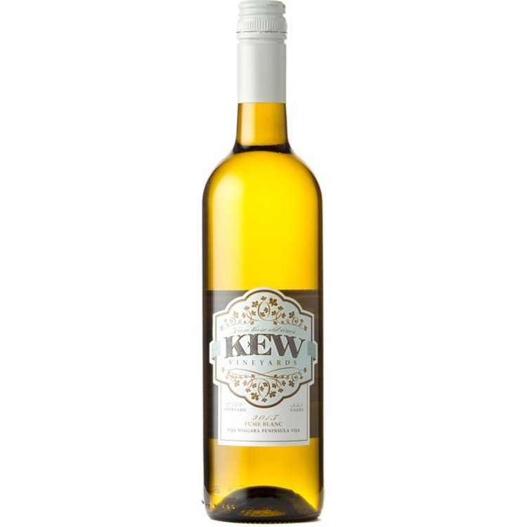 "KEW Vineyards 2015 Fume Blanc, ""12 for 11"""