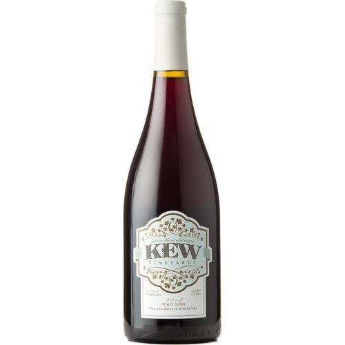 "KEW Vineyards 2015 Pinot Noir, ""12 for 11"""