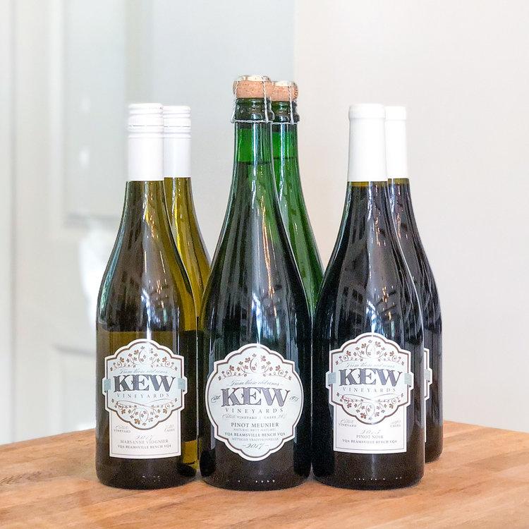 KEW Vineyards Phil's Faves