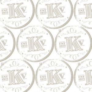 KEW Vineyards Scrunchie, Logo