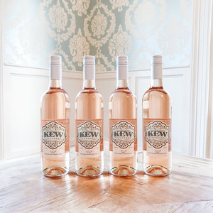 KEW Vineyards Rosé, 4 pack