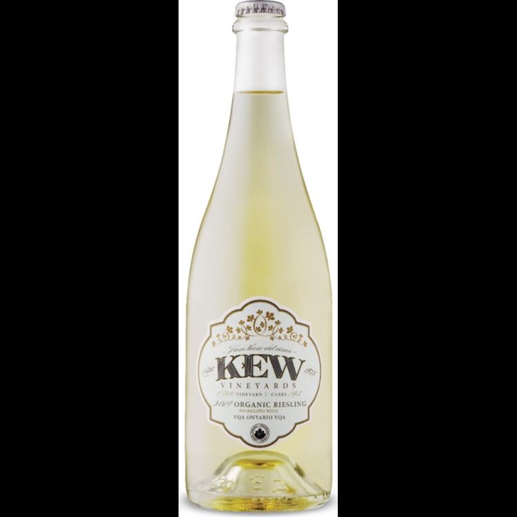 KEW Vineyards 2019 Organic Riesling Sparkling