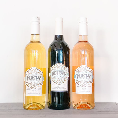 KEW Vineyards February Mixed Six