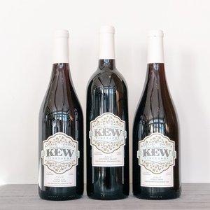 KEW Vineyards February Reds Trio