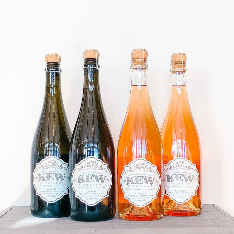 KEW Vineyards All in the Family
