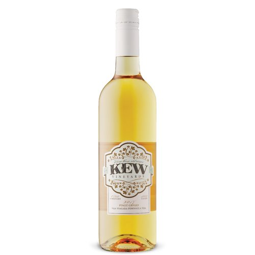 KEW Vineyards 2017 Pinot Grigio