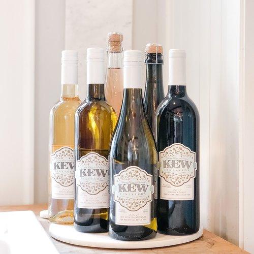 KEW Vineyards Hedda's Picks - 6 Bottle Pack