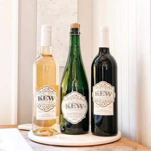 KEW Vineyards Father's Day Faves - 3 Bottle Pack