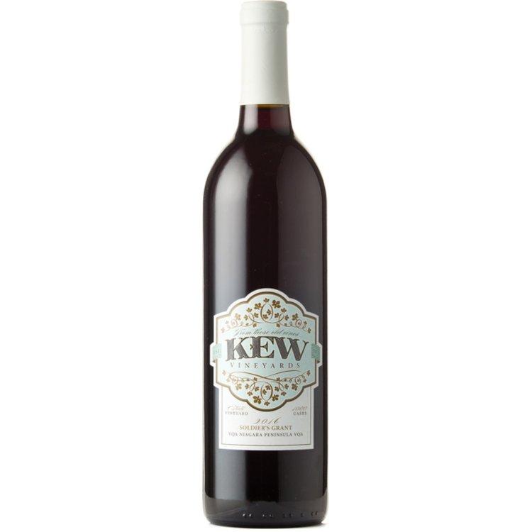 KEW Vineyards 2018 Soldier's Grant Cabernet