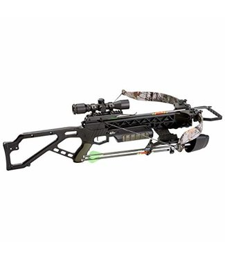 EXCALIBUR CROSSBOW GRZ 2 Crossbow Package - Black