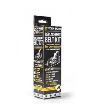 WORK SHARP Replacement Belt Kit Knife and Tool Sharpener Ken Onion Edition