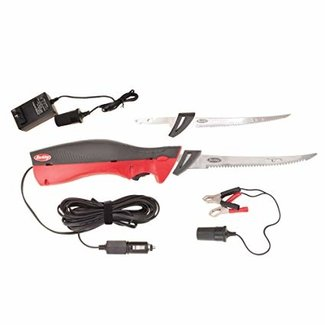 BERKLEY Deluxe Electric Fillet Knife 12V