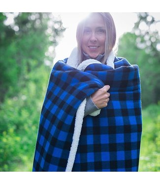 KUMA Medium Lumberjack Sherpa Throw