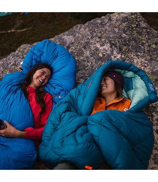 Women's Phase 20 Sleeping Bag - Late Night/Celtic