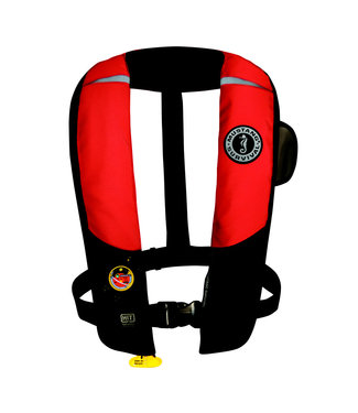 MUSTANG SURVIVAL CORP. Auto Hydrostatic Activation Inflatable PFD