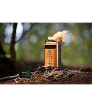 BIOLITE CAMP STOVE 2 W/ FLEX LIGHT