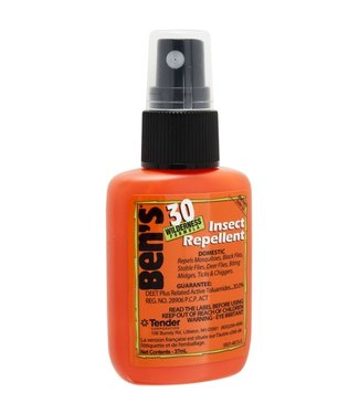 BENS 30% DEET WILDERNESS INSECT REPELLENT