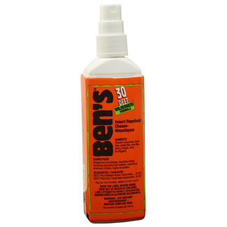 BENS Insect Repellent Pump Spray 120ML