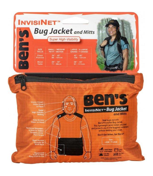 Ben's InvisiNet Bug Jacket & Mitts