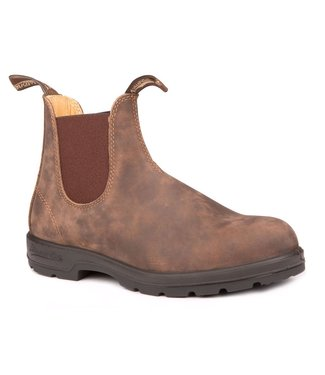 Blundstone 585 Leather Lined Rustic Brown Boot