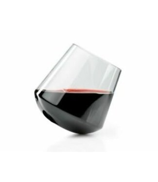 GSI OUTDOORS STEMLESS RED WINE GLASS