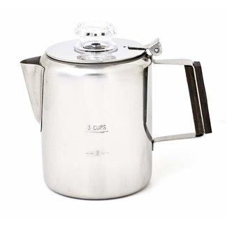 Chinook Coffee Percolator -3 Cup