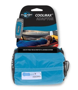 SEA TO SUMMIT ADAPTOR - Coolmax® Mummy liner