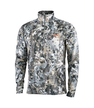 SITKA GEAR SITKA MEN'S HEAVYWEIGHT ZIP T