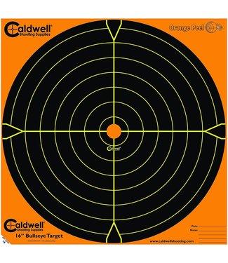 "CALDWELL 16"" Bullseye Target Orange Peel"