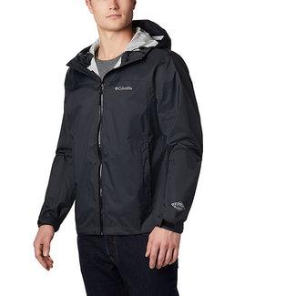 COLUMBIA Men's EvaPOURation™ Omni-Tech Waterproof Jacket